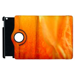 Floating Orange And Yellow Apple Ipad 2 Flip 360 Case by timelessartoncanvas