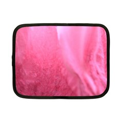 Floating Pink Netbook Case (small)  by timelessartoncanvas