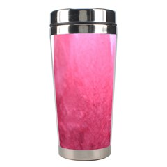 Floating Pink Stainless Steel Travel Tumblers