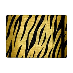 Skin3 Black Marble & Gold Brushed Metal (r) Apple Ipad Mini 2 Flip Case by trendistuff