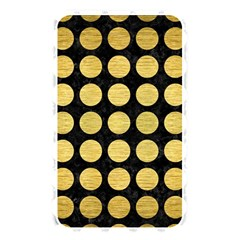 Circles1 Black Marble & Gold Brushed Metal Memory Card Reader (rectangular) by trendistuff