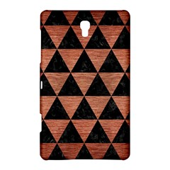 Triangle3 Black Marble & Copper Brushed Metal Samsung Galaxy Tab S (8 4 ) Hardshell Case  by trendistuff