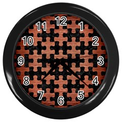 Wall Clock (black) by trendistuff