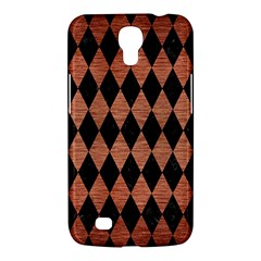 Diamond1 Black Marble & Copper Brushed Metal Samsung Galaxy Mega 6 3  I9200 Hardshell Case by trendistuff