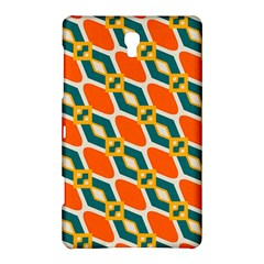 Chains And Squares Pattern 			samsung Galaxy Tab S (8 4 ) Hardshell Case by LalyLauraFLM
