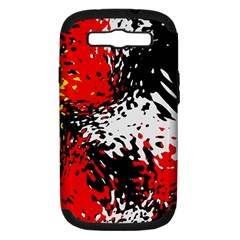 Glass Texture  			samsung Galaxy S Iii Hardshell Case (pc+silicone) by LalyLauraFLM