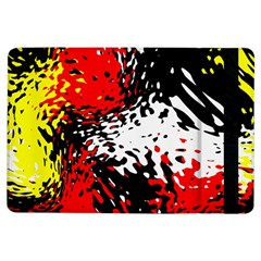 Glass Texture  			apple Ipad Air Flip Case by LalyLauraFLM