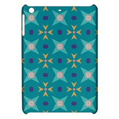 Flowers And Stars Pattern   			apple Ipad Mini Hardshell Case by LalyLauraFLM