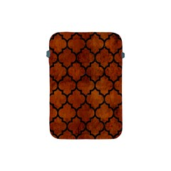 Tile1 Black Marble & Brown Burl Wood (r) Apple Ipad Mini Protective Soft Case by trendistuff