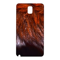 Red Hair Samsung Galaxy Note 3 N9005 Hardshell Back Case by timelessartoncanvas