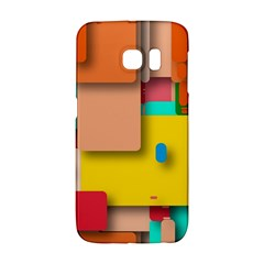 Rounded Rectangles Galaxy S6 Edge by hennigdesign