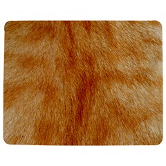 Orange Fur 2 Jigsaw Puzzle Photo Stand (rectangular) by timelessartoncanvas