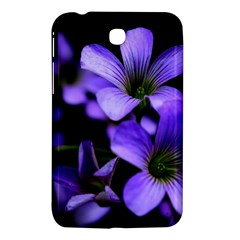 Springtime Flower Design Samsung Galaxy Tab 3 (7 ) P3200 Hardshell Case  by timelessartoncanvas