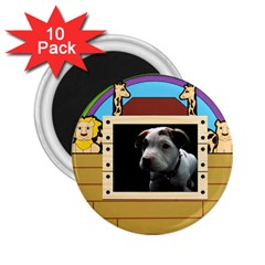 But The Pit Bull 2 25  Magnets (10 Pack)  by ButThePitBull