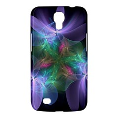 Ethereal Flowers Samsung Galaxy Mega 6 3  I9200 Hardshell Case by Delasel
