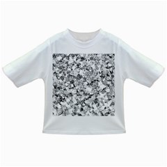 Silver Abstract Design Infant/toddler T Shirts by timelessartoncanvas