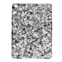 Silver Abstract Design Ipad Air 2 Hardshell Cases by timelessartoncanvas
