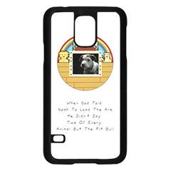 But The Pit Bull Samsung Galaxy S5 Case (black) by ButThePitBull