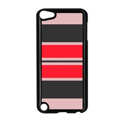 Rectangles In Retro Colors  			apple Ipod Touch 5 Case (black) by LalyLauraFLM