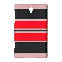 Rectangles In Retro Colors  			samsung Galaxy Tab S (8 4 ) Hardshell Case by LalyLauraFLM