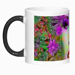 Flowers In Your Hair Morph Mugs