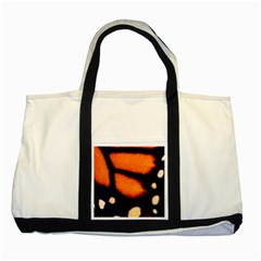 Butterfly Design 2 Two Tone Tote Bag by timelessartoncanvas