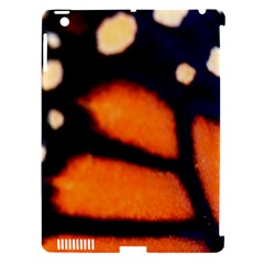 Butterfly Design 3 Apple Ipad 3/4 Hardshell Case (compatible With Smart Cover) by timelessartoncanvas