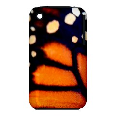 Butterfly Design 3 Apple Iphone 3g/3gs Hardshell Case (pc+silicone) by timelessartoncanvas