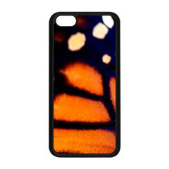 Butterfly Design 3 Apple Iphone 5c Seamless Case (black)