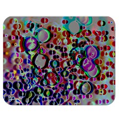 A Dream Of Bubbles 2 Double Sided Flano Blanket (medium)  by sirhowardlee