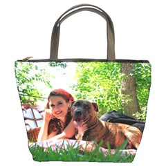 Pittie Picnic 2011 Bucket Bags by ButThePitBull