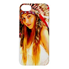 Indian 26 Apple Iphone 5s Hardshell Case by indianwarrior