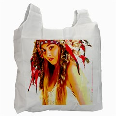 Indian 26 Recycle Bag (two Side)