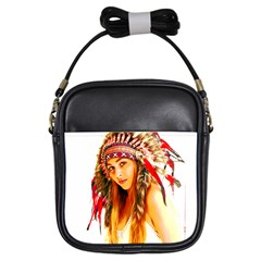Indian 26 Girls Sling Bags by indianwarrior