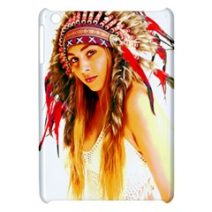 Indian 26 Apple Ipad Mini Hardshell Case by indianwarrior