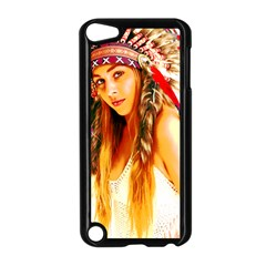 Indian 26 Apple Ipod Touch 5 Case (black) by indianwarrior