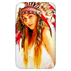 Indian 26 Samsung Galaxy Tab 3 (8 ) T3100 Hardshell Case  by indianwarrior