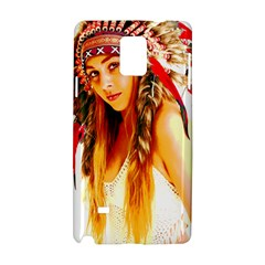 Indian 26 Samsung Galaxy Note 4 Hardshell Case by indianwarrior