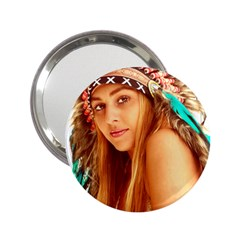Indian 27 2 25  Handbag Mirrors by indianwarrior