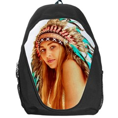 Indian 27 Backpack Bag by indianwarrior