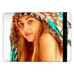 Indian 27 Samsung Galaxy Tab Pro 12 2  Flip Case by indianwarrior