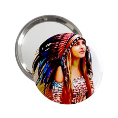 Indian 22 2 25  Handbag Mirrors by indianwarrior
