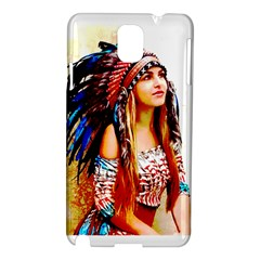 Indian 22 Samsung Galaxy Note 3 N9005 Hardshell Case by indianwarrior