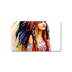 Indian 22 Magnet (name Card) by indianwarrior