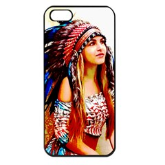 Indian 22 Apple Iphone 5 Seamless Case (black) by indianwarrior