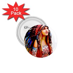 Indian 22 1 75  Buttons (10 Pack) by indianwarrior