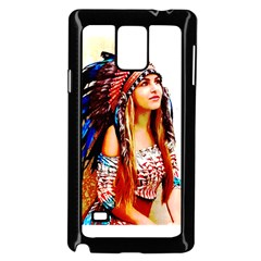 Indian 22 Samsung Galaxy Note 4 Case (black) by indianwarrior