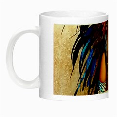 Indian 21 Night Luminous Mugs by indianwarrior