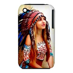 Indian 21 Apple Iphone 3g/3gs Hardshell Case (pc+silicone) by indianwarrior