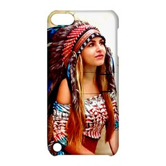Indian 21 Apple Ipod Touch 5 Hardshell Case With Stand by indianwarrior